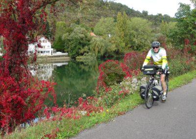 Cyclotourisme dans le Doubs