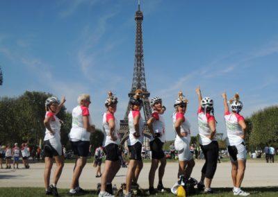 Toutes à Paris 2012 des Terrifortaines