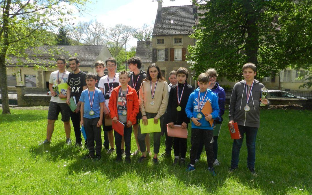 Critérium Régional du Jeune Cyclo les 11 et 12 mai (mis à jour)