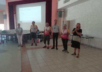 Rassemblement Familles et féminines 2019 à Pierre de Bresse - 15