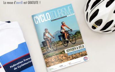 Revue Cyclotourisme avril 2020