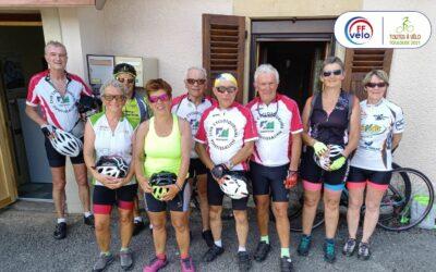 Toutes à Vélo – Toulouse 2021 – 11 et 12 septembre – depuis Pontarlier et le Saugeais